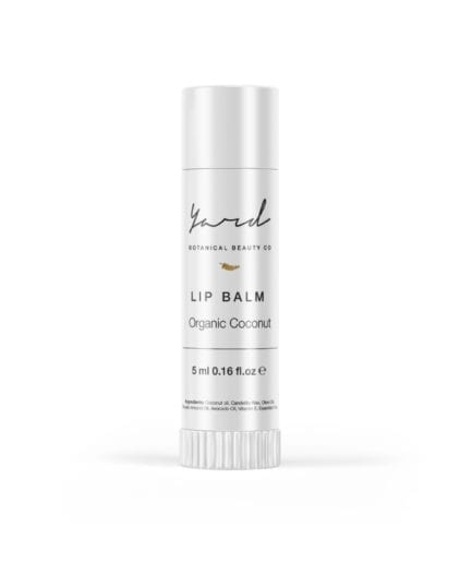 Yard Skincare Lip Balm Coconut